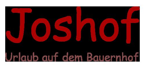 Joshof - Urlaub auf dem Bauernhof in Ulfas - Passeiertal - Südtirol