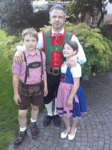 Familie Pichler freut sich auf Sie